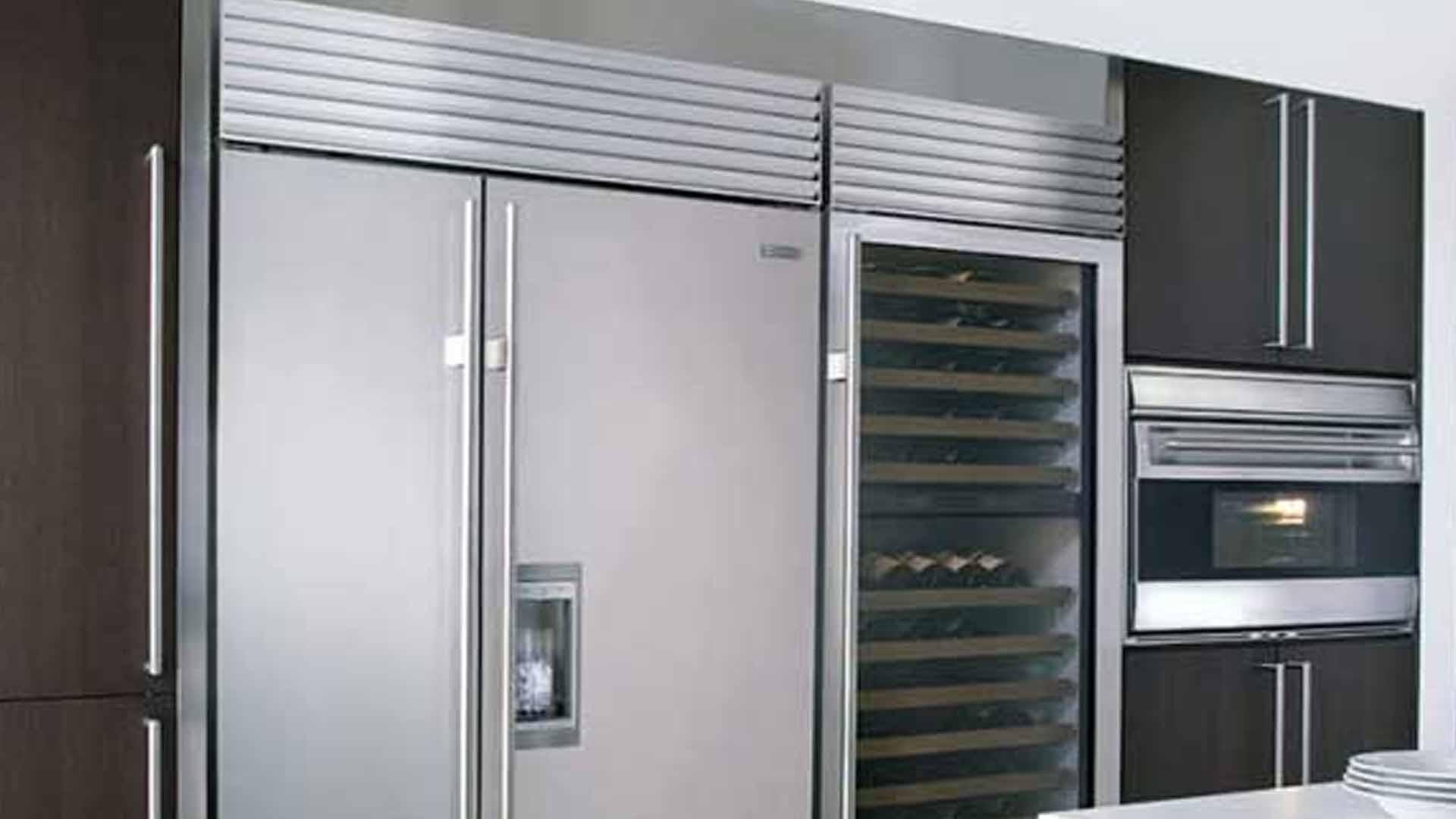 Viking Built-in All Freezer Refrigerator Repair Service   Viking Repair Squad